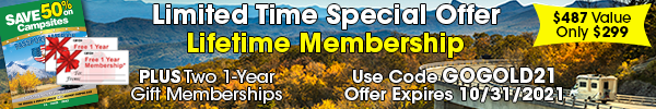 Lifetime Membership - Special Offer