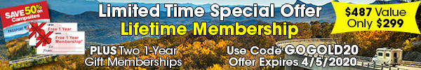Lifetime Membership Offer
