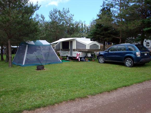 Bayside Rv Campground Passport America Camping Amp Rv Club