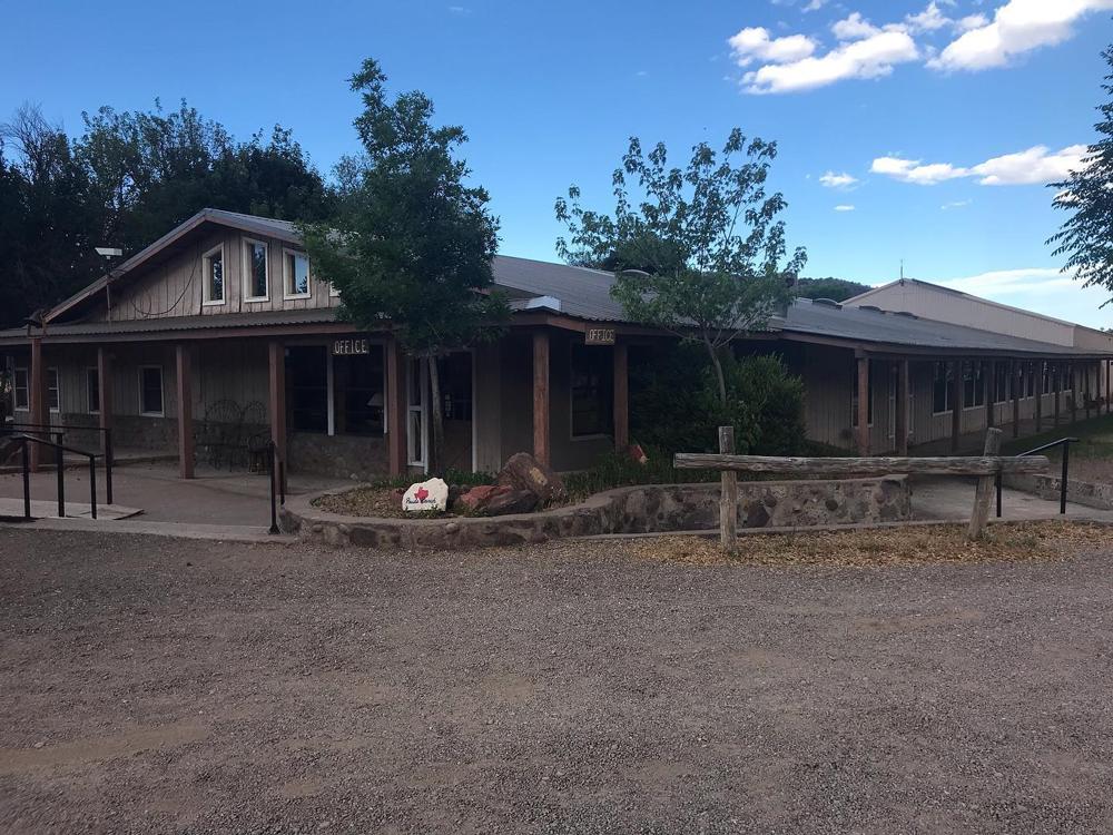 Historic Prude Ranch - Passport America Camping & RV Club