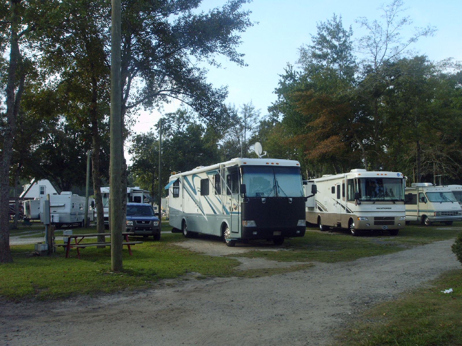 Golden Isles Vacation Park Passport America Camping Amp Rv