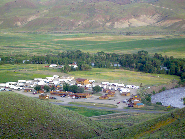 Yellowstone Valley Inn Amp Rv Passport America Camping