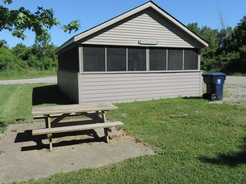 East harbor state park passport america camping rv club for Northeast ohio cabin rentals