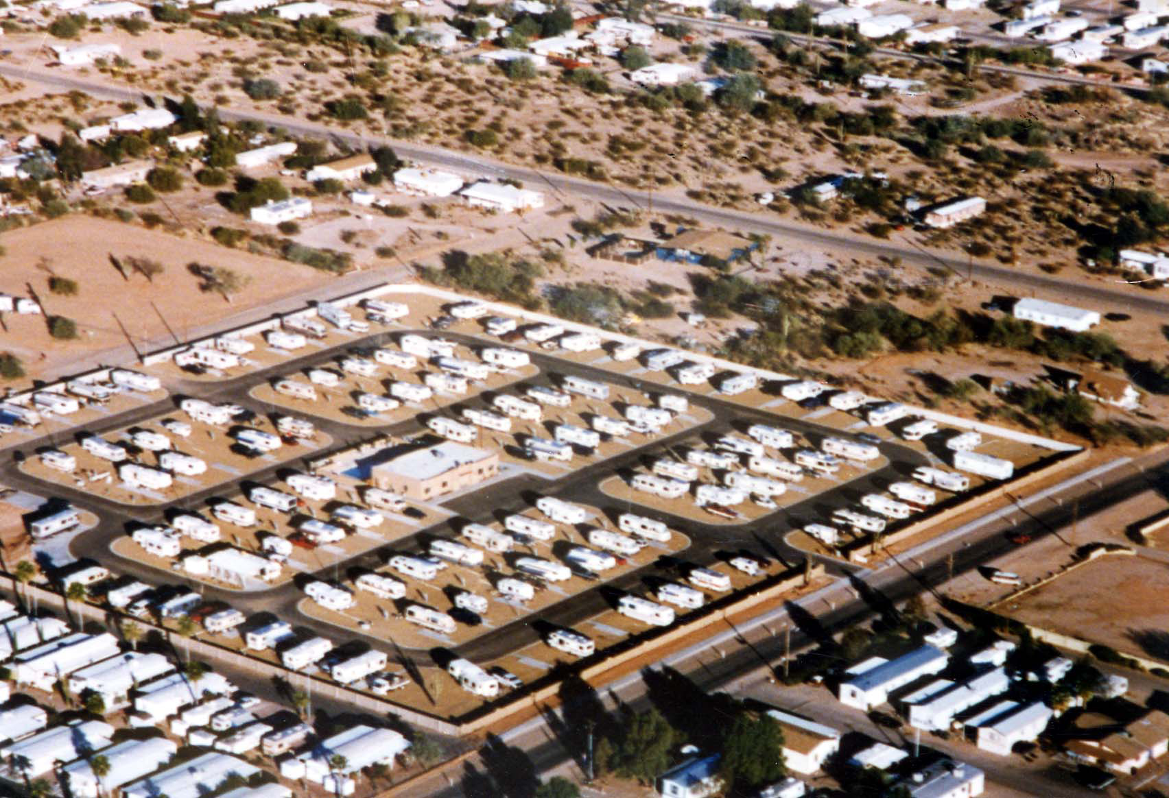 Santa Fe RV Park 1800 N Iron Wood Drive Apache Junction AZ 85120 United States