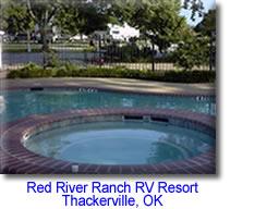 Red River Ranch Rv Resort Passport America Camping Amp Rv Club