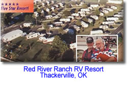 Red River Ranch Rv Resort Passport America Camping Amp Rv Club