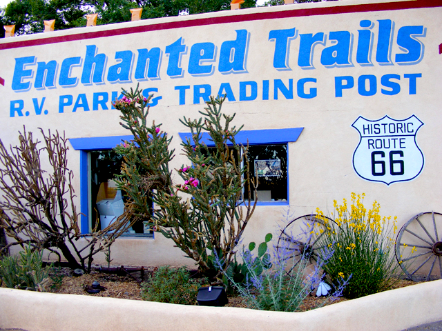Enchanted Trails RV Park amp; Trading Post  Passport America Camping