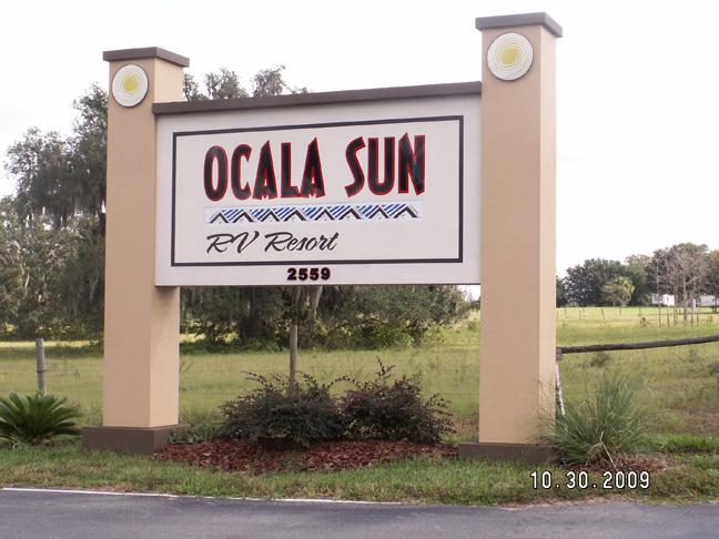 Ocala Sun Rv Resort Passport America Camping Amp Rv Club
