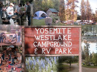 Yosemite Westlake Campground Amp Rv Park Passport America