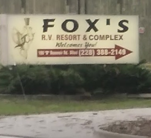 Shopping In Biloxi Ms >> Fox's RV Park - Passport America Camping & RV Club