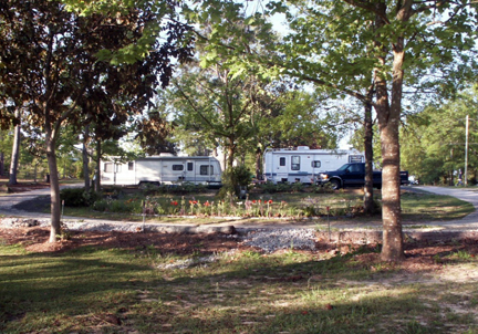 Camping in defuniak springs fl