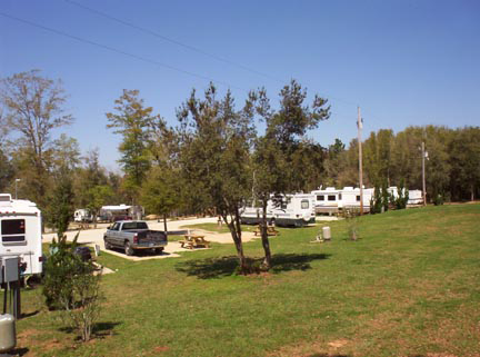 Magnolia Springs RV Hideaway Amp Golf Resort