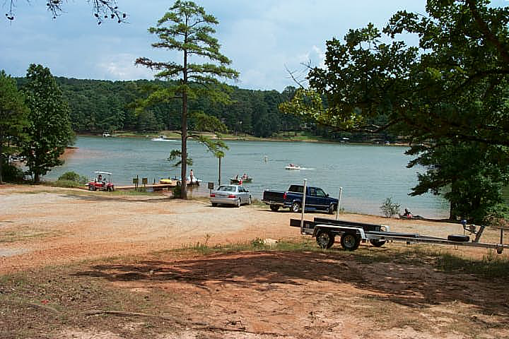 Lake Hartwell Camping Amp Cabins Passport America Camping