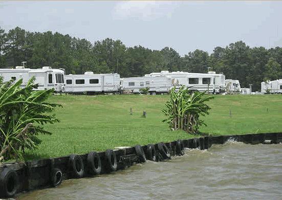 Northshore Rv Resort On Lake Livingston Passport America