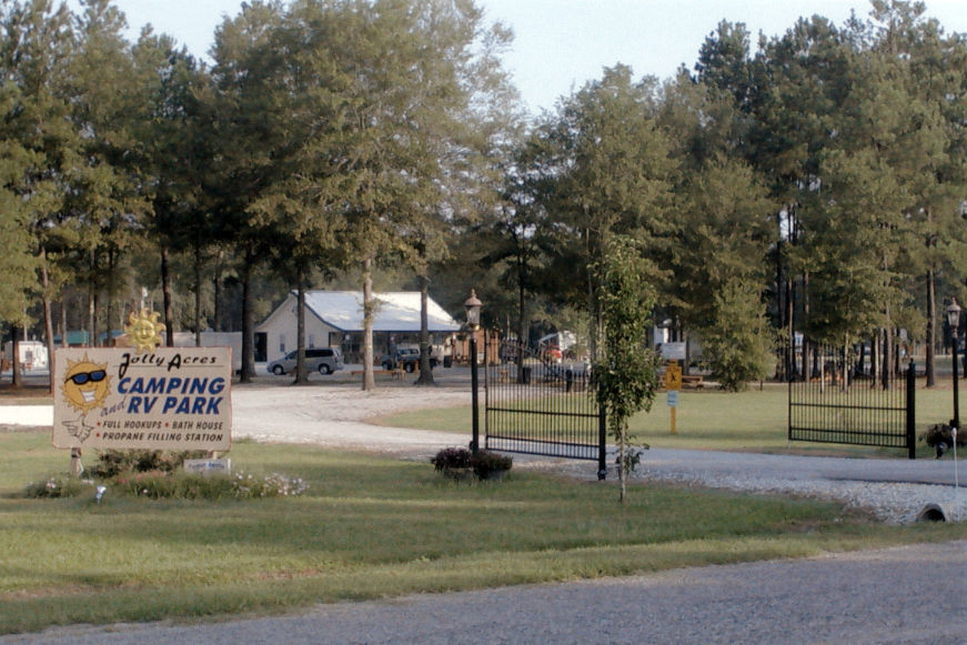 Jolly Acres Rv Park Amp Storage Passport America Camping