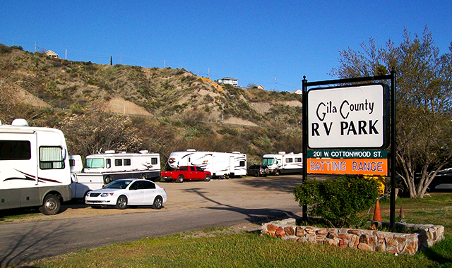 Gila County Rv Park Passport America Camping Amp Rv Club