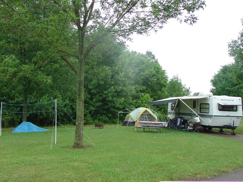 Caesar Creek State Park Passport America Camping Amp Rv Club