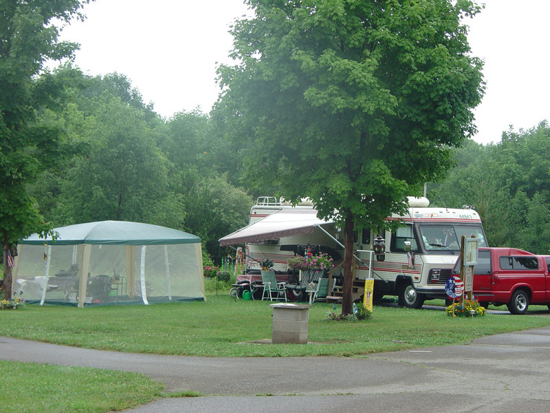 Caesar Creek State Park Passport America Camping Amp Rv Club