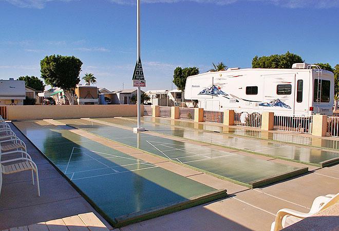 Desert Paradise Rv Resort An Encore Resort Passport