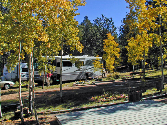 Diamond Campground And Rv Park Passport America Camping
