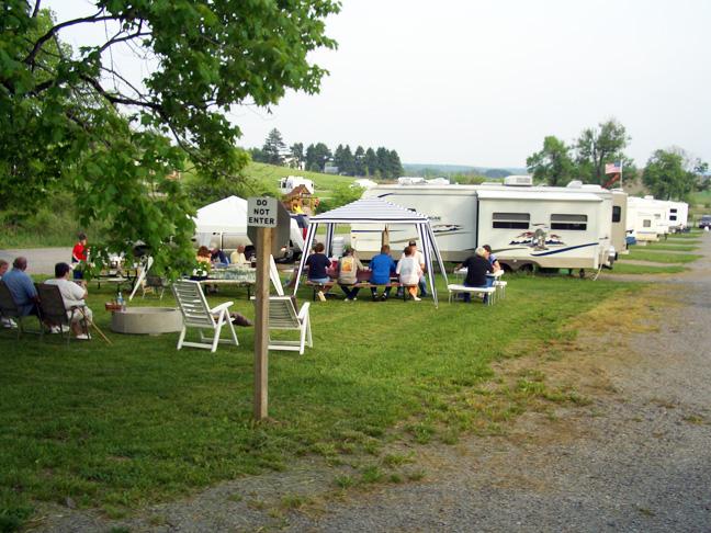 Hickory Hollow Campground Passport America Camping Amp Rv Club