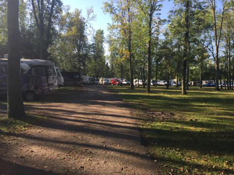 Cinderella Motel Amp Campsite Passport America Camping