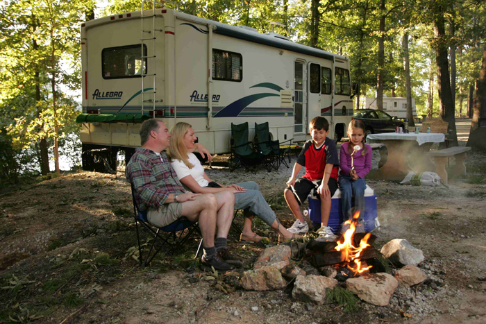 Stone Mountain Park Family Campground Passport America Camping
