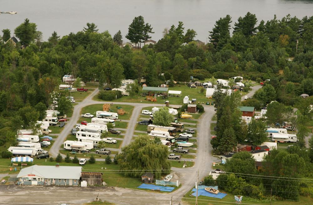 1000 Islands Campground Passport America Camping Amp Rv Club