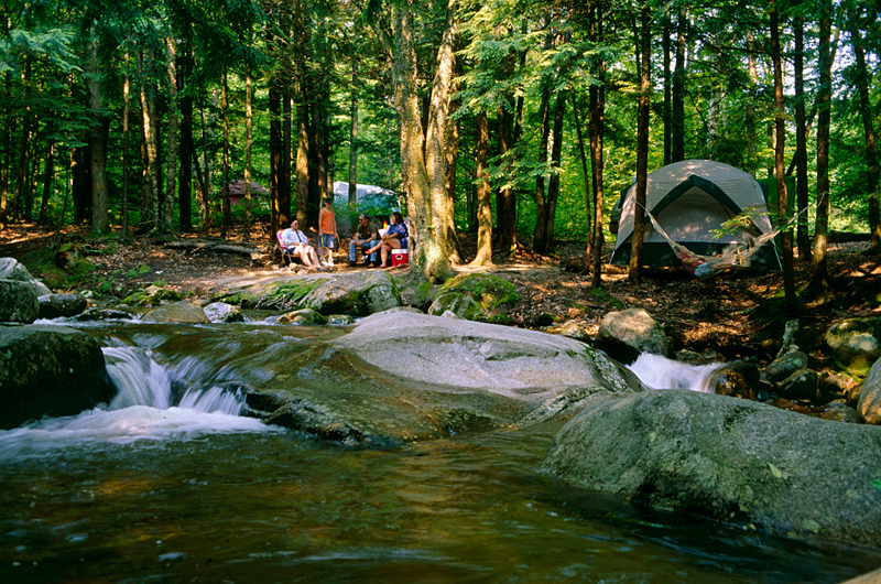 Lost River Valley Campground - Passport America Camping ...