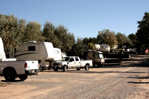 Rv Rental Santa Fe Nm >> Cottonwood RV Park - Passport America Camping & RV Club