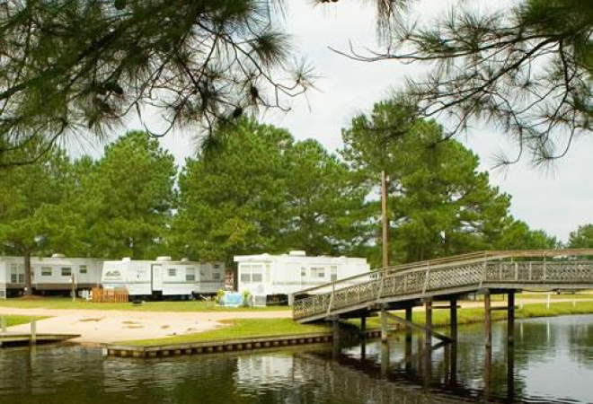 Twin Lakes Rv Resort An Encore Resort Passport America