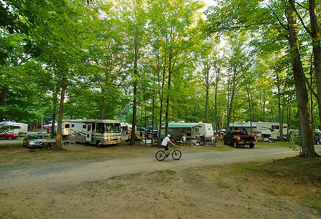 Brennan Beach Rv Resort An Encore Resort Passport America Camping Amp Rv Club