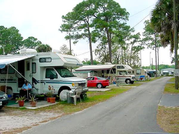 Jones Mobile Home Amp Rv Park Passport America Camping