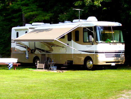 Lake George Campsites Passport America Camping Rv Club