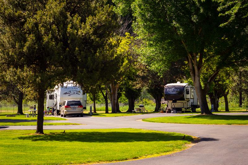 Wenatchee River County Park Passport America Camping