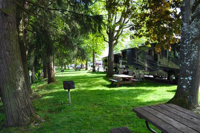 Shamrock Village Rv And Mhp Passport America Camping