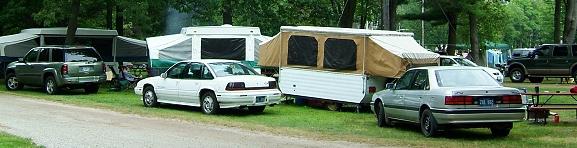 Campers Paradise Inc Passport America Camping Amp Rv Club