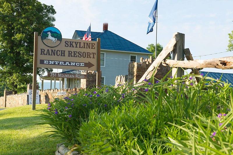 Skyline Ranch Resort Passport America Camping Amp Rv Club