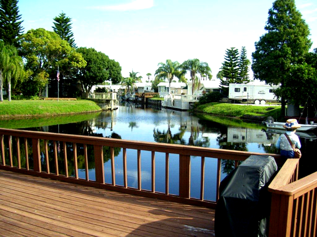 Outdoor Resorts At Orlando - Passport America Camping & RV Club
