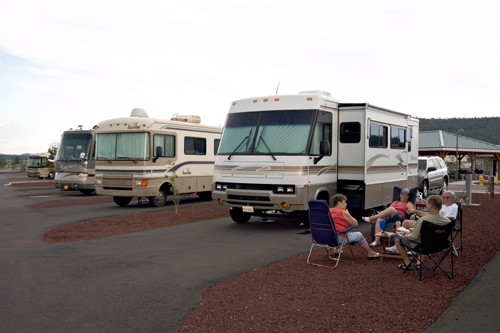Grand canyon campgrounds with hookups