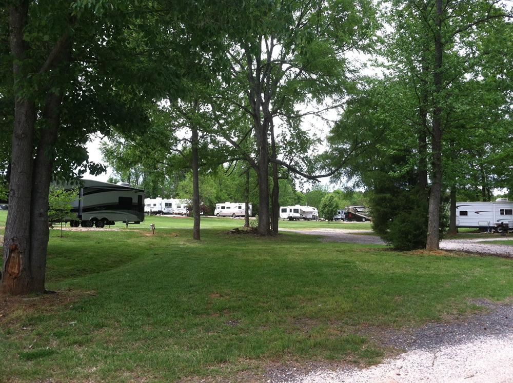Cherokee Rv Campground Passport America Camping Amp Rv Club
