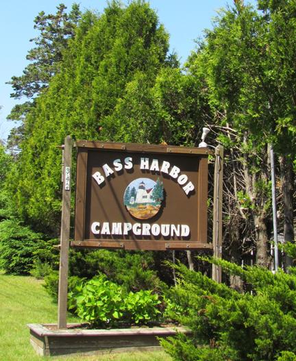 Bass Harbor Campground Passport America Camping Amp Rv Club
