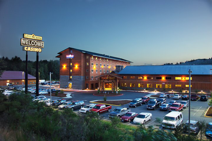 Little creek casino resort shelton positive impacts of gambling on the economy