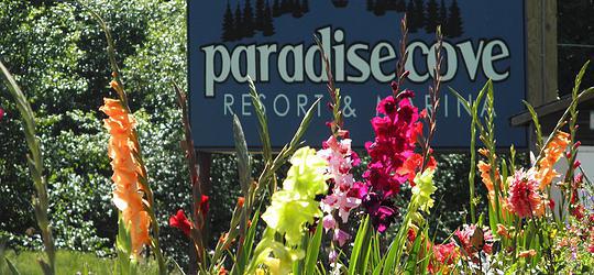 Paradise Cove Rv Resort Amp Marina Passport America