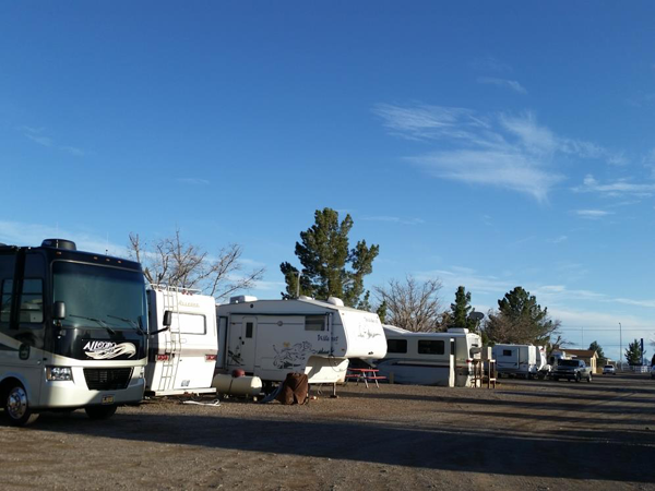 A Deming Roadrunner Rv Park Passport America Camping
