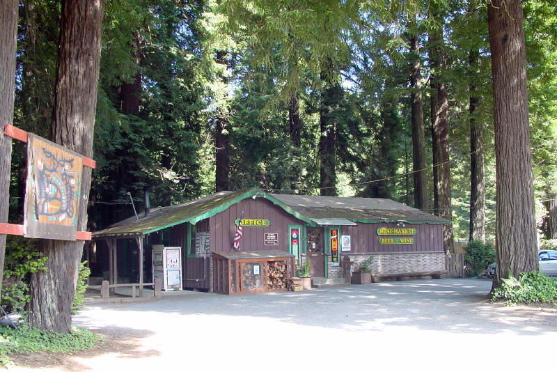 Emerald Forest Campground Passport America Camping Amp Rv Club