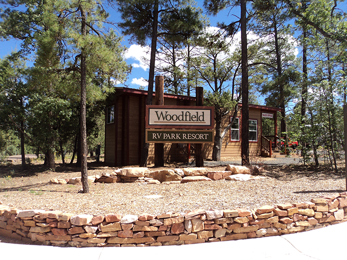 Woodfield Rv Passport America Camping Amp Rv Club