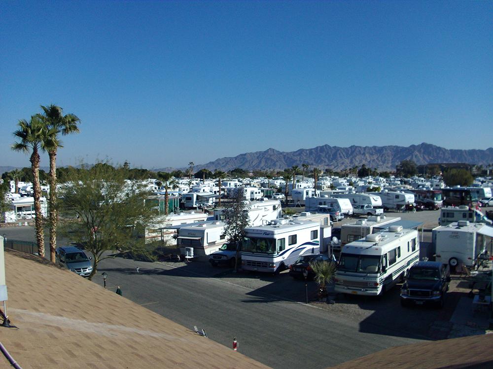 Rv parks yuma arizona area with full hookups