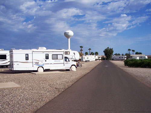 Cocopah Rv Amp Golf Resort Passport America Camping Amp Rv Club
