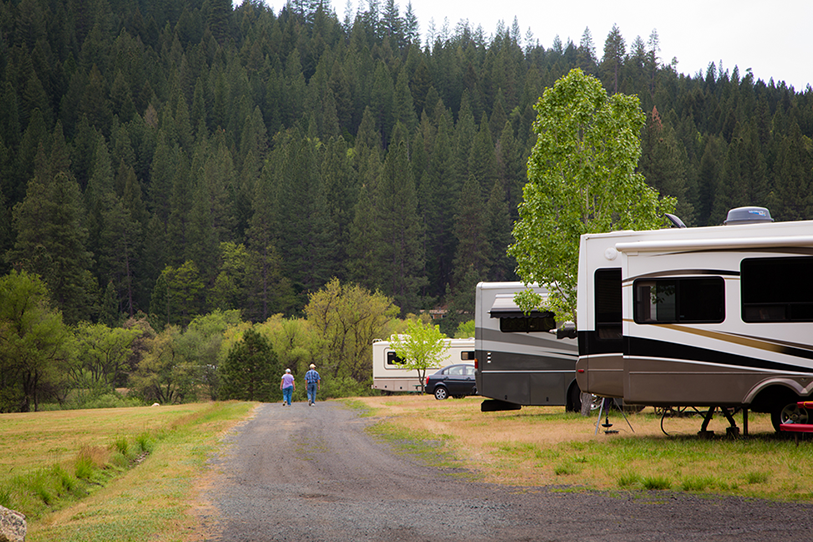 Yosemite Lakes Rv Resort A Thousand Trails Campground